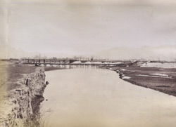 Bridge over Kabul River. 30